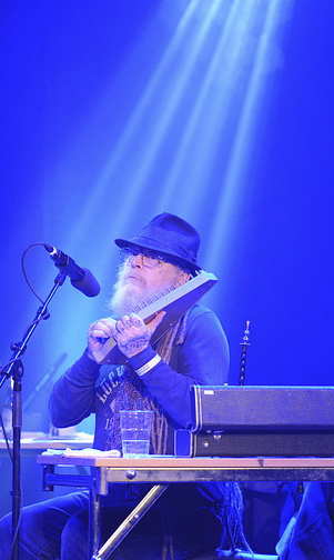 Ace Farren Ford                        Photo by  Heiko Purnhagen 2012