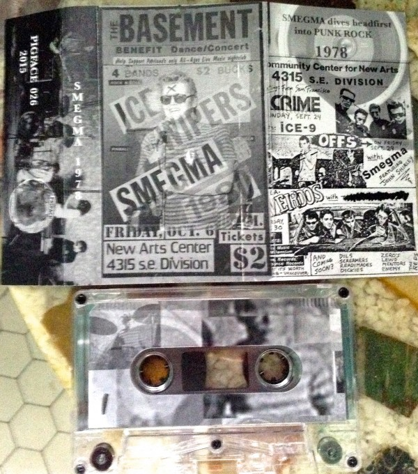Punk Rock Smegma from 1978-79 Portland