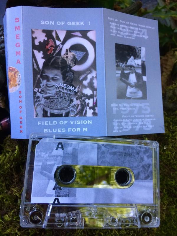 "Pigface Records 030 Smegma ""Son of Geek"" 1973-74-75"